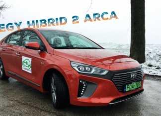 Egy hibrid 2 arca – teszten a Hyundai Ioniq plug-in hibrid