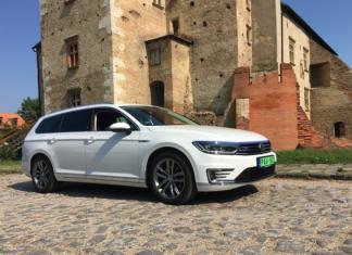 Családi All-In 1. rész: Volkswagen Passat GTE plug-in hibrid
