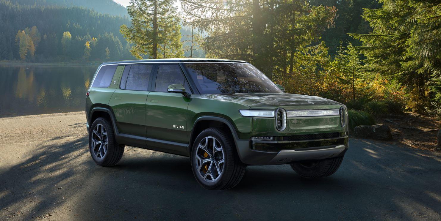 7 Személyes Autók: Megérkezett A 7 Személyes Rivian SUV Is