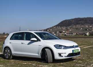 """""""Das"""" elektromos autó 1. rész: Volkswagen e-Golf bemutató"""