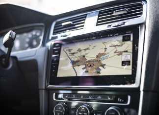Volkswagen e-Golf fedélzeti menürendszer