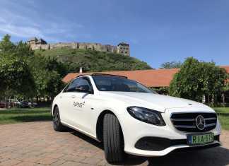 Mercedes-Benz E 300de a plug-in hibrid király