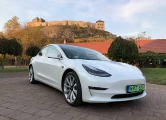 Tesla Model 3 – a váltás