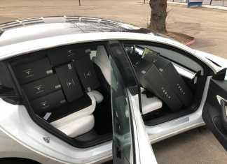 Váratlan kiruccanás Bécsbe egy negyedéig feltöltött Tesla Model 3-mal