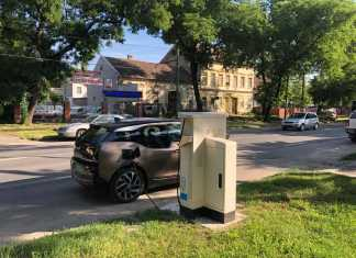 BMW i3 – Túra az özönvízben