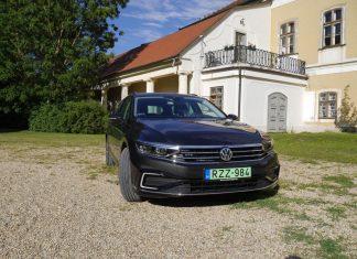 Volkswagen Passat GTE 2. Generáció: Csak jobb lett!